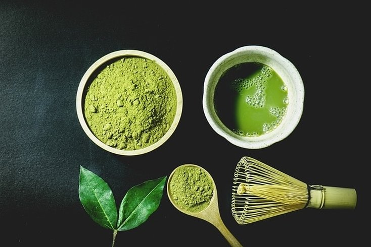 Matcha and Japanese tea