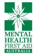 Mental Health First Aid Accredited Course