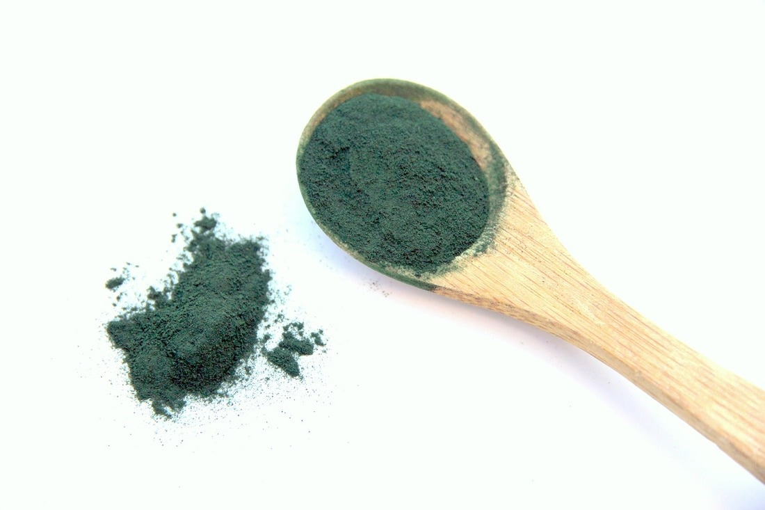 Spirulina, blue green spirulina, spirulina and B12